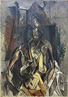picasso_femme_assise