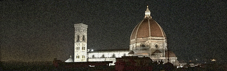 dome-by-night
